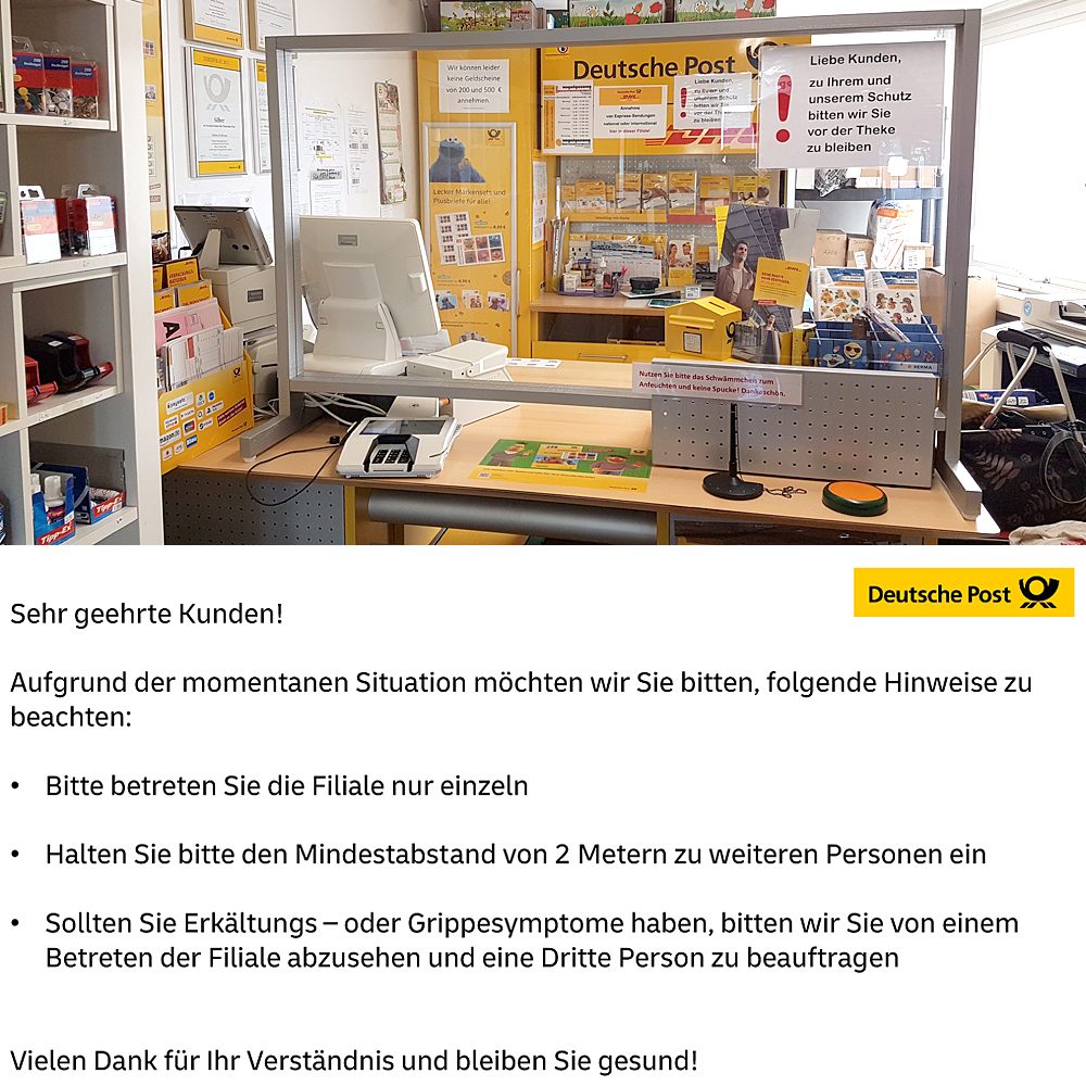 Schreibwaren Vogelgesang - Posttheke
